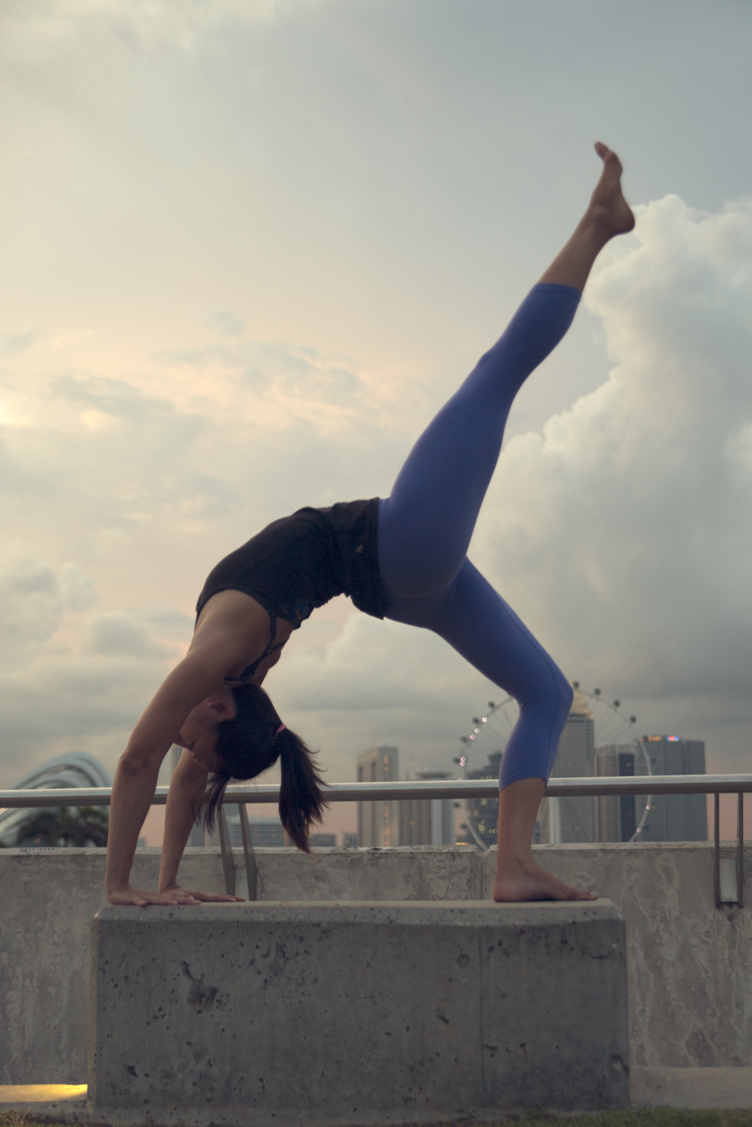 The Most Important Yoga Pose When You are on the Go