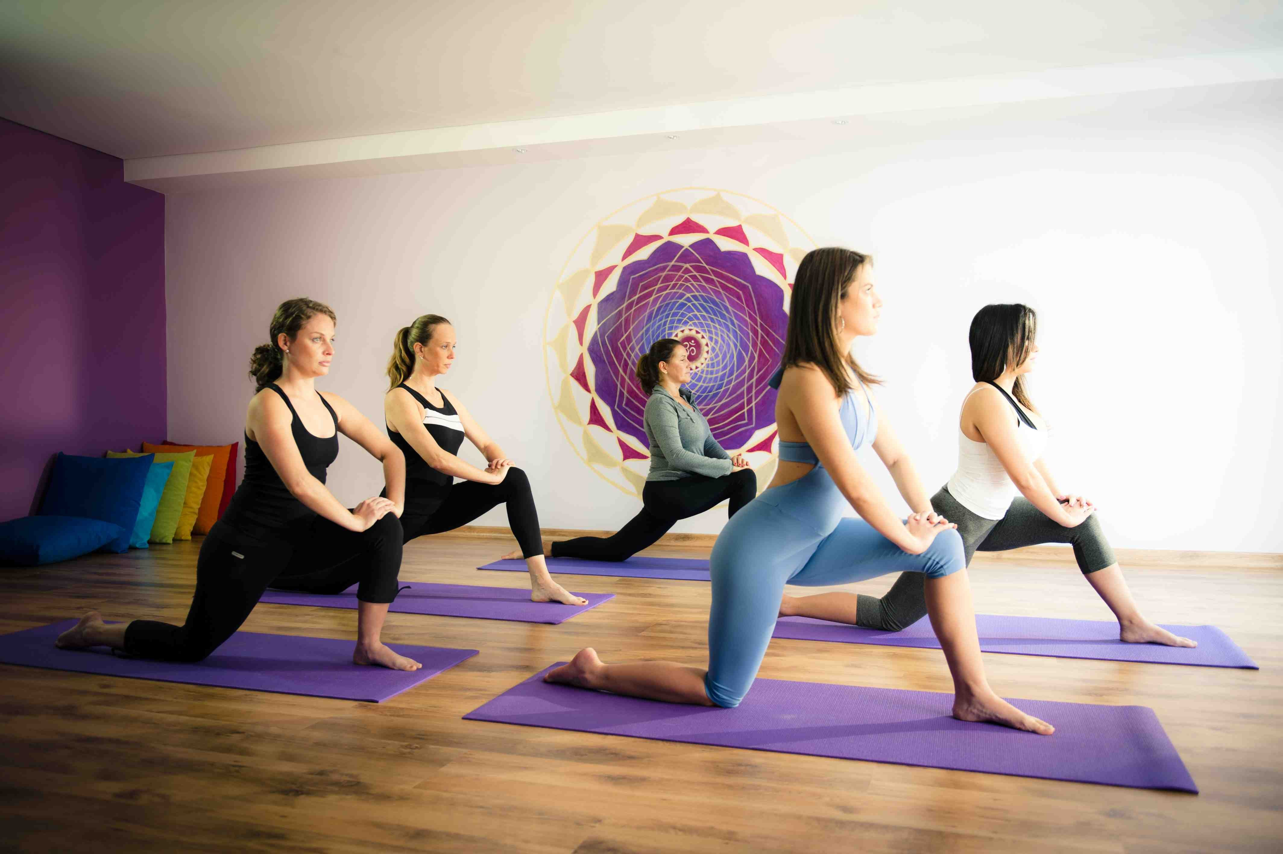 For Some People, Learning Yoga on CD-ROM is a Stretch