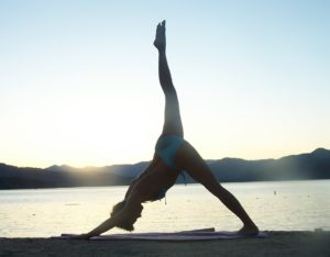 Power Of Stretching in Yoga