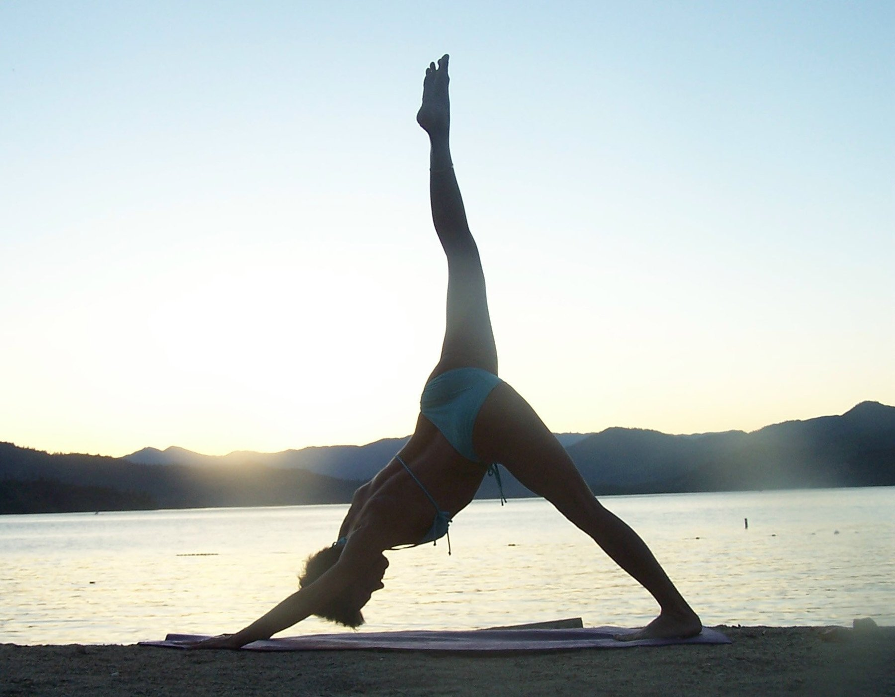 The Power of Stretching in Yoga