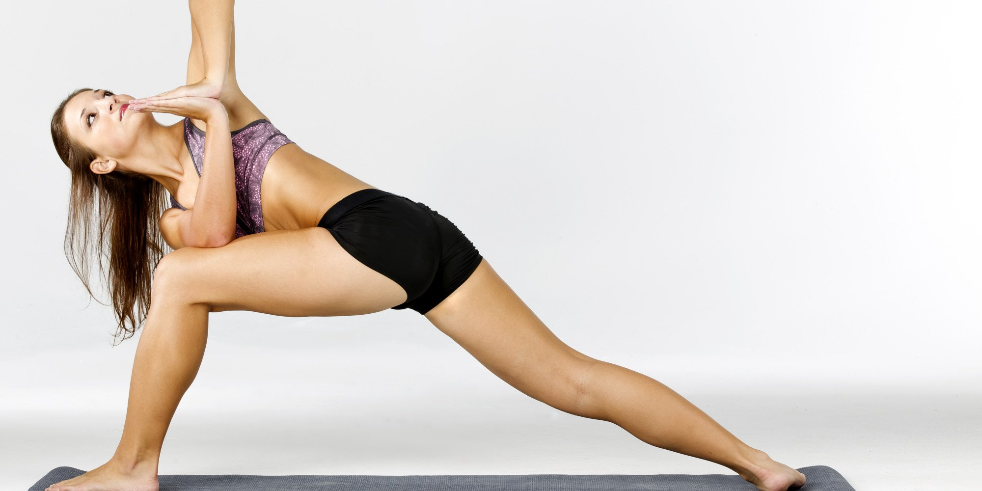 Yoga for Computer Users: The Side-Angled Stretch