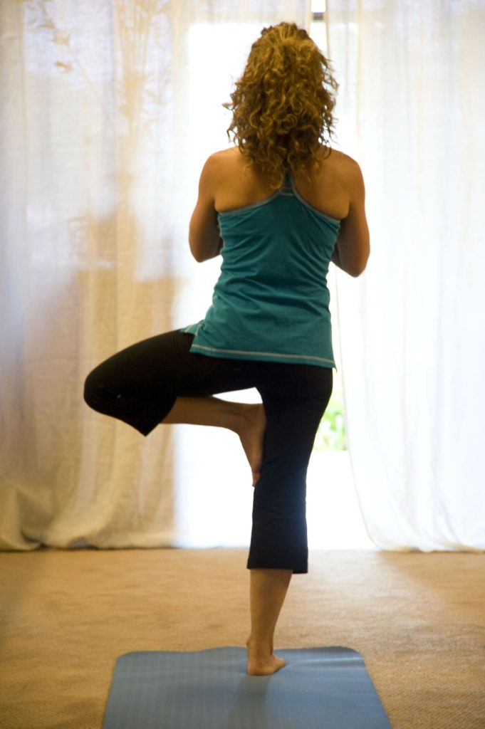 Lose Pounds With Yoga