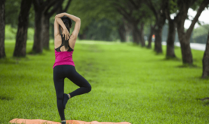Yoga to Live Healthy Age